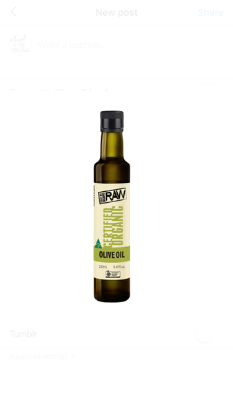 Every bit organic olive oil