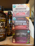 Mushroom coffee mix with Cordyceps & chaga