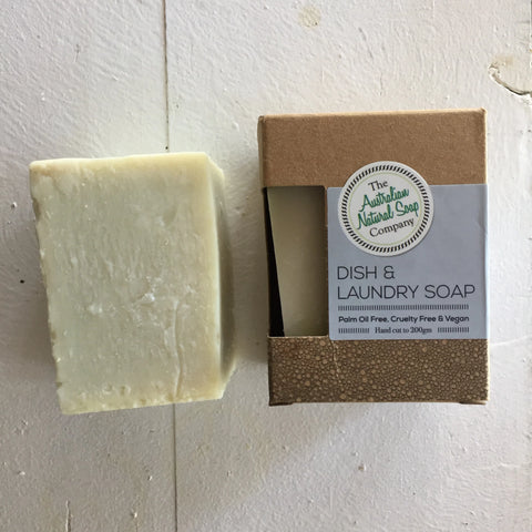 Australian Natural Soap Co - Dish & Laundry Soap