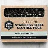 Stainless Steel Pegs 'Ever Eco'