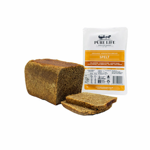 Organic Sprouted Bread 'Pure Life Bakery'