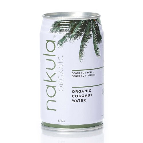 Organic Coconut Water 'Nakula' 330ml