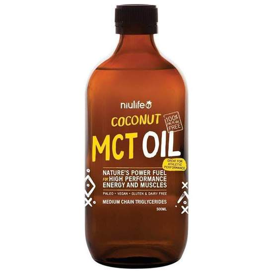 "Coconut MCT Oil ""Niulife"" 500ml"