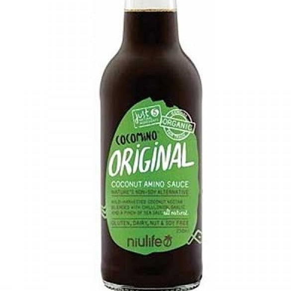 Cocomino Original Coconut Amino Sauce 'Niulife' 250ml
