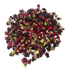 Organic Red Rose Buds