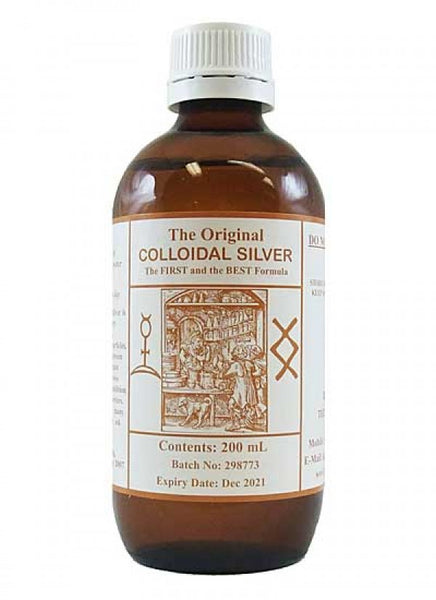 The Original Colloidal Silver 200ml