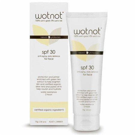 Wotnot SPF 30 Sunscreen
