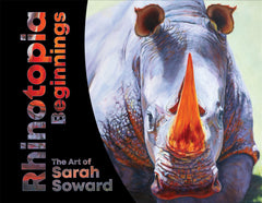 Rhinotopia Beginnings, Second Edition, cover. By Sarah Soward