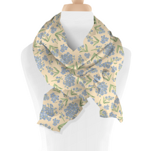Load image into Gallery viewer, Forget Me Nots Scarf