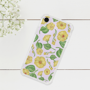 Hibiscus Flower Pattern Phone Case