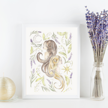 Load image into Gallery viewer, Gemini Sign Art Print
