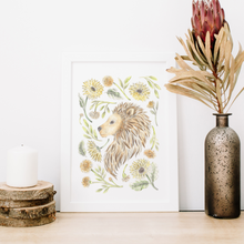 Load image into Gallery viewer, Leo Sign Art Print