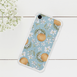 Orange Blossom Phone Case