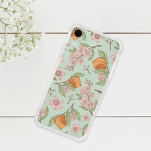 Load image into Gallery viewer, Peach Blossom Phone Case