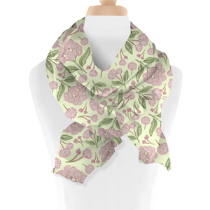 Mountain Laurel Scarf