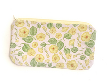 Load image into Gallery viewer, Hibiscus Zipper Pouch