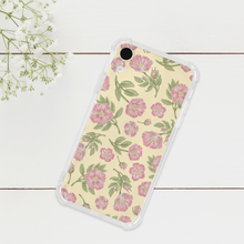 Load image into Gallery viewer, Wild Prairie Rose Phone Case