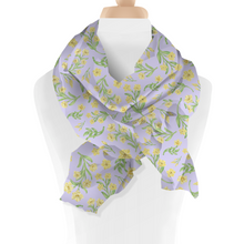 Load image into Gallery viewer, Yellow Jasmine Scarf