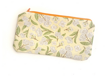Load image into Gallery viewer, Mock Orange Zipper Pouch