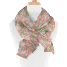 Load image into Gallery viewer, Yucca Flower Scarf