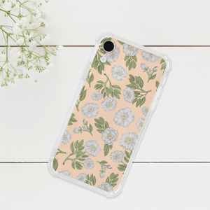 Cherokee Rose Pattern Phone Case