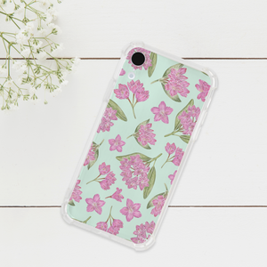 Coast Rhododendron Pattern Phone Case