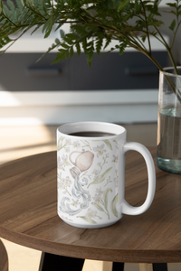 Aquarius Sign Mug