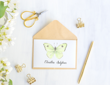 Load image into Gallery viewer, Butterfly Card Set