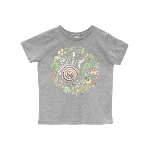 Snailed It - Toddler and Kids Shirt
