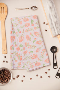 Indian Paintbrush Tea Towel