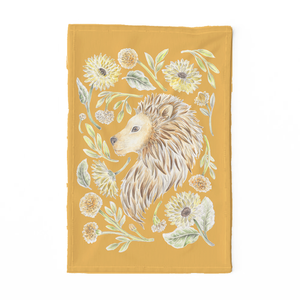 Leo Sign Tea Towel