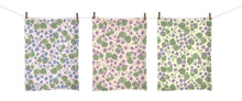 Load image into Gallery viewer, Meadow Violet Tea Towel