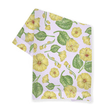 Load image into Gallery viewer, Hibiscus Tea Towel