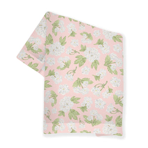 Hawthorn Flower Tea Towel