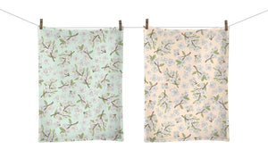 Flowering Dogwood Tea Towel