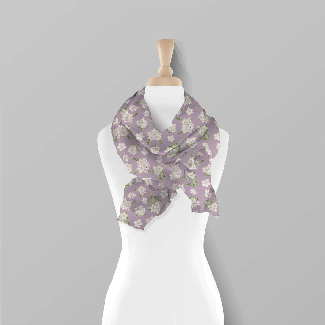 Rhododendron Scarf Sale!