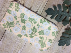 Cherokee Rose - Illustrated Floral - Pencil Pouch