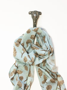 Pinecone Scarf