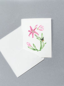 Letter S Initial Folded Card