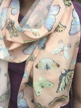Load image into Gallery viewer, Butterfly Scarf