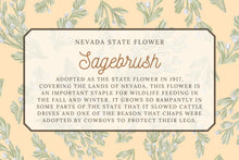 Load image into Gallery viewer, Sagebrush Tea Towel