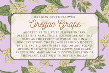 Load image into Gallery viewer, Oregon Grape Tea Towel