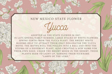 Load image into Gallery viewer, Yucca Flower Tea Towel