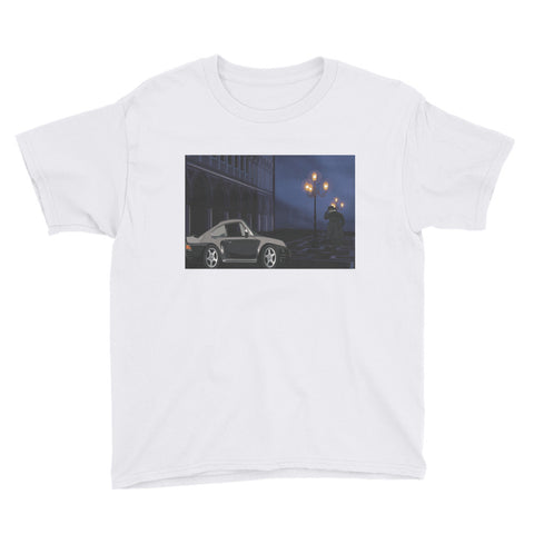Youth Stuttgart Fog Short Sleeve T-Shirt
