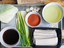Load image into Gallery viewer, N8 Hot Oil-Seared Hand-Ripped Noodles Meal Kit