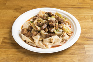 N3 Mt. Qi Pork Hand-Ripped Noodles