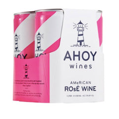 Ahoy Wines - Rose - 250ml four-pack
