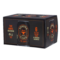 Sonoma Cider Core Cans - 12oz six-pack