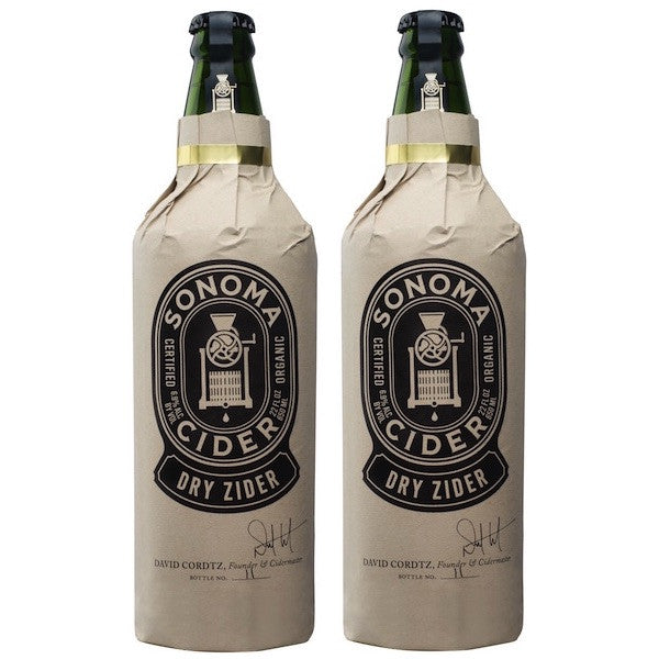 Dry Zider - Reserve Cider 22oz two-pack