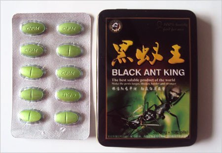 10 x Black Ant King sex pills herbal male enhancement - Aussie Discreet Express Rush, Jungle Juice Platinum, Sweet Puff, Poppers International Shipping